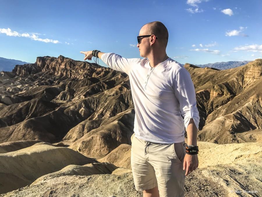 Долина Смерти: что можно успеть посмотреть за один день