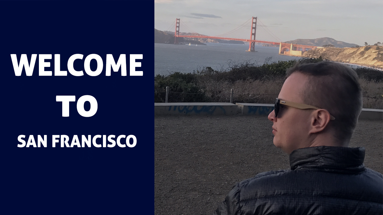 Роудтрип по Калифорнии: Лендс Энд, Сан-Франциско.