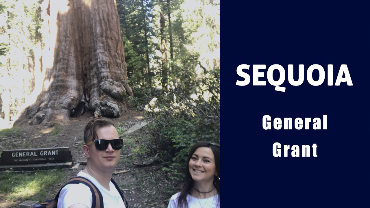 Секвойя парк: Генерал Грант