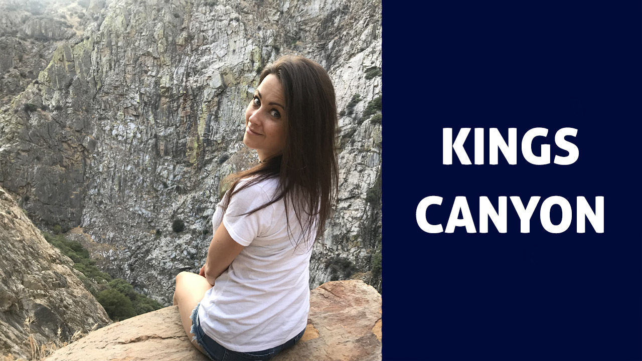 Kings Canyon: одна из красивейших дорог в мире